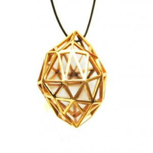 rough-diamond-pendant-brass-goldplated-on-white