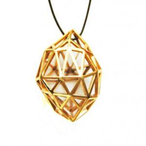 rough-diamond-pendant-brass-goldplated-on-white